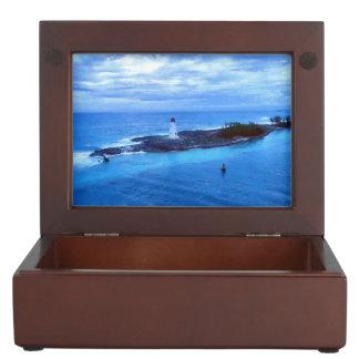 Hog Island Light Memory Boxes