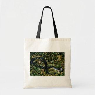 Hog-nosed Snake Tote Bags
