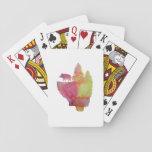 Hog Playing Cards