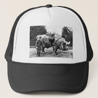Hog Rider Trucker Hat