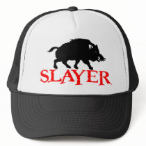 HOG SLAYER TRUCKER HAT