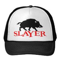 HOG SLAYER TRUCKER HAT