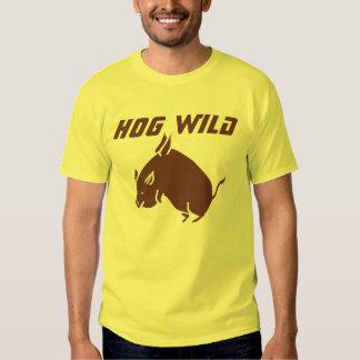 HOG WILD Men's Fashion T-shirt