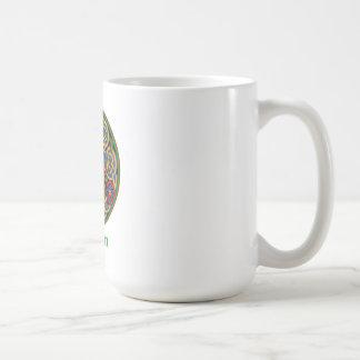 Hogan Celtic Knot Classic White Coffee Mug