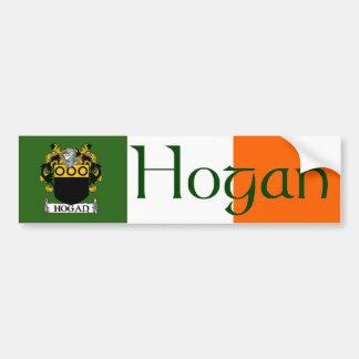 Hogan Coat of Arms Bumper Sticker