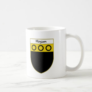 Hogan Coat of Arms/Family Crest Classic White Coffee Mug