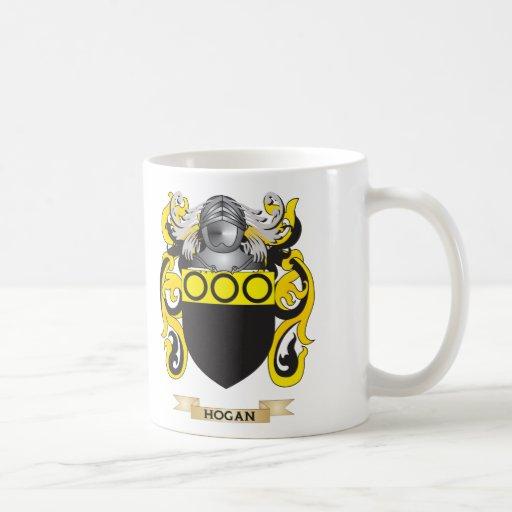 Hogan Coat of Arms (Family Crest) Classic White Coffee Mug