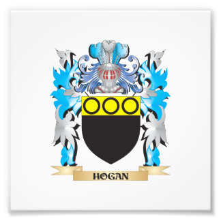 Hogan Coat of Arms - Family Crest Photo