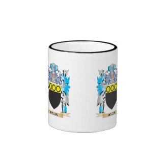 Hogan Coat of Arms - Family Crest Ringer Coffee Mug
