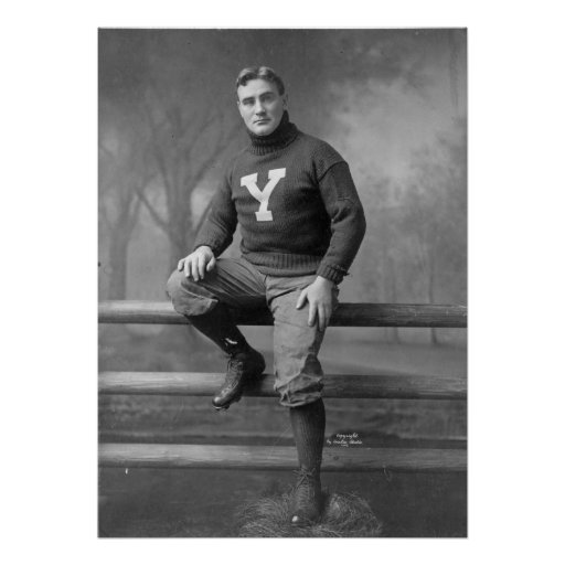 Hogan de James, futbolista de Yale Impresiones