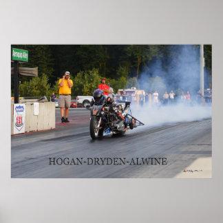 Hogan-Dryden-Alwine Top Fueler Poster