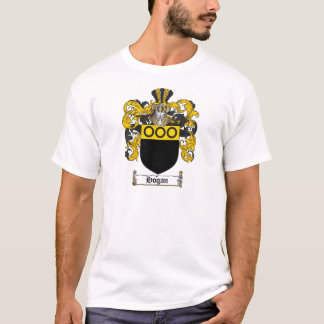 HOGAN FAMILY CREST -  HOGAN COAT OF ARMS T-Shirt