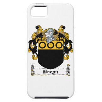 Hogan Family Crest iPhone 5 Cases