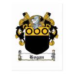 Hogan Family Crest Postcards