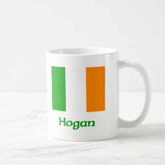 Hogan Irish Flag Coffee Mug