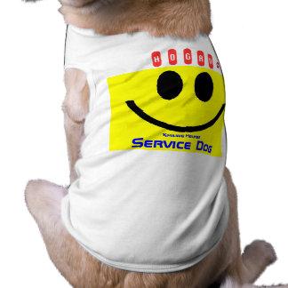 Hogan - Smiling Helper Service Dog Tee