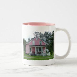 Hogar acadiense taza de café