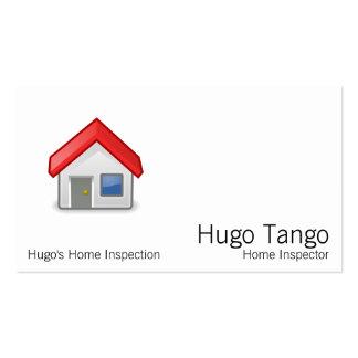 Hogar/casa/tango Tarjetas De Visita
