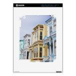 hogar colorido del Victorian en distrito de la mis iPad 3 Skins