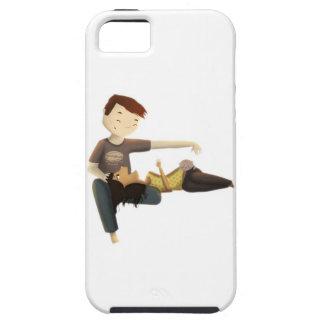 Hogar con usted iPhone 5 Case-Mate carcasas