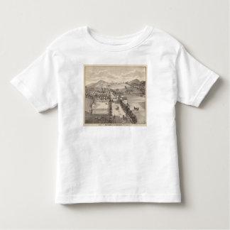 Hogar de Benjamin R Greeno en Rutland T-shirts
