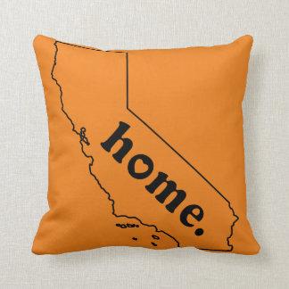 Hogar de California Cojín