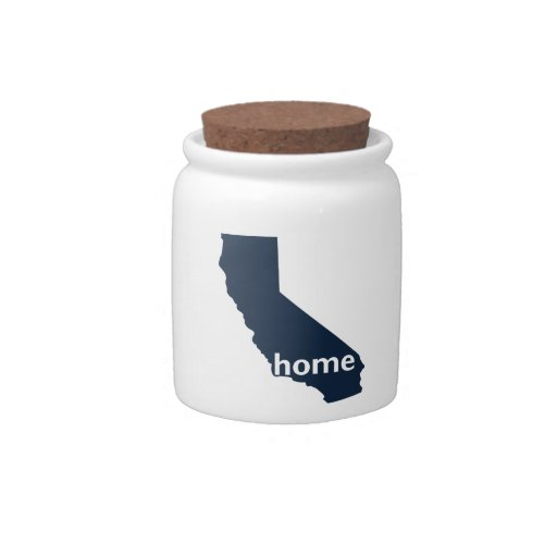 Hogar de California Jarra Para Caramelo