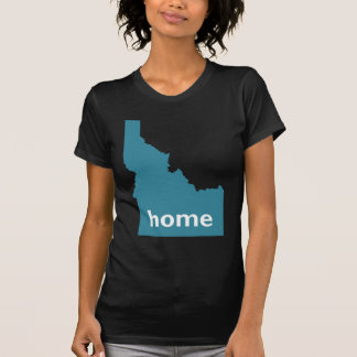 Hogar de Idaho Camisetas
