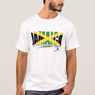 Hogar de Jamaica del hombre más rápido en la Playera