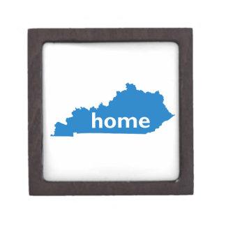 Hogar de Kentucky Caja De Recuerdo De Calidad
