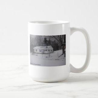 Hogar de la montaña de Tennessee Taza De Café