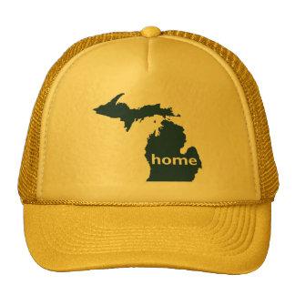 Hogar de Michigan Gorro De Camionero