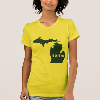 Hogar de Michigan Poleras
