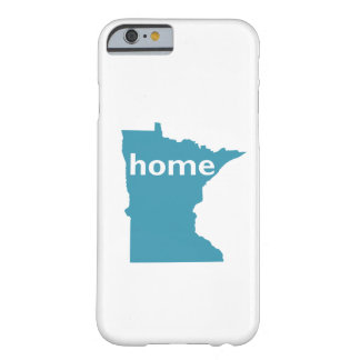 Hogar de Minnesota Funda De iPhone 6 Barely There