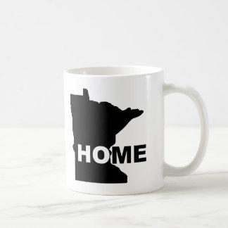 Hogar de Minnesota lejos de la taza del estado o