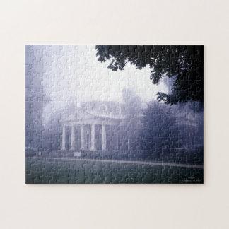 Hogar de Monticello Thomas Jefferson Puzzle