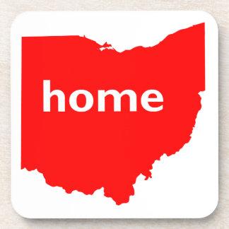 Hogar de Ohio Posavasos