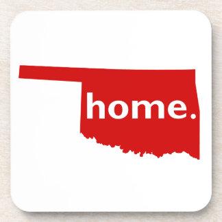 Hogar de Oklahoma Posavasos