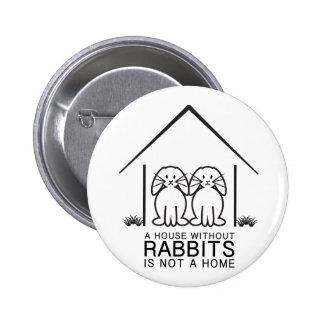 Hogar de orejas ca3idas del conejo pin