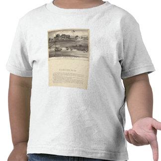 Hogar de Sportsmans, playa de Squan, NJ Camiseta
