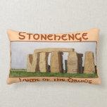 Hogar de Stonehenge- de los druidas Cojín