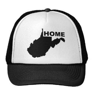 Hogar de Virginia Occidental lejos del gorra del