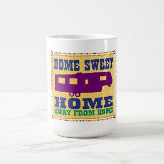 Hogar dulce casero - 5ta taza de la rueda