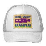 Hogar dulce casero - 5to gorra de la rueda