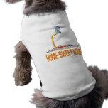 Hogar dulce casero ropa de perros