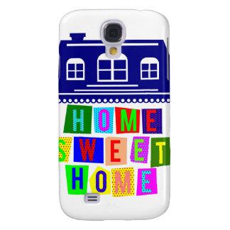 hogar dulce casero samsung galaxy s4 cover