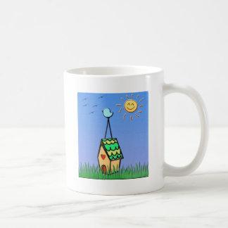 Hogar dulce taza de café