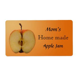Hogar hecho que Apple el atasco sacude la etiqueta Etiquetas De Envío