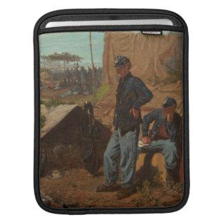 Hogar, hogar dulce, c.1863 (aceite en lona) funda para iPads