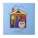 Hogar ideal - biblioteca azulejos ceramicos